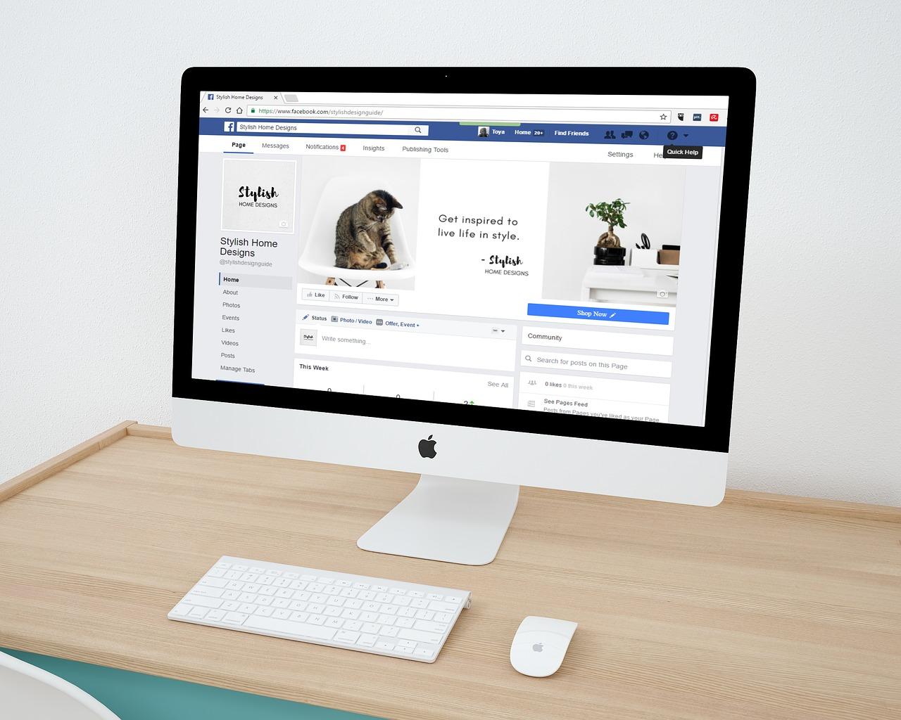 Gestire la pagina Facebook aziendale in modo professionale: ecco come