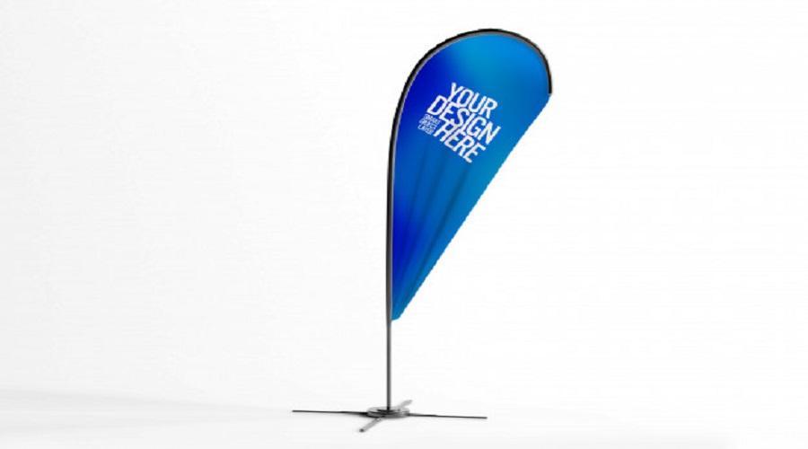 Bandiere pubblicitarie: un ottimo mezzo di comunicazione aziendale